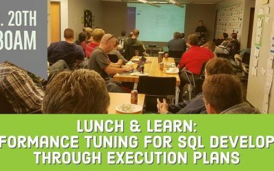 Performance Tuning for SQL Developers through Execution Plans