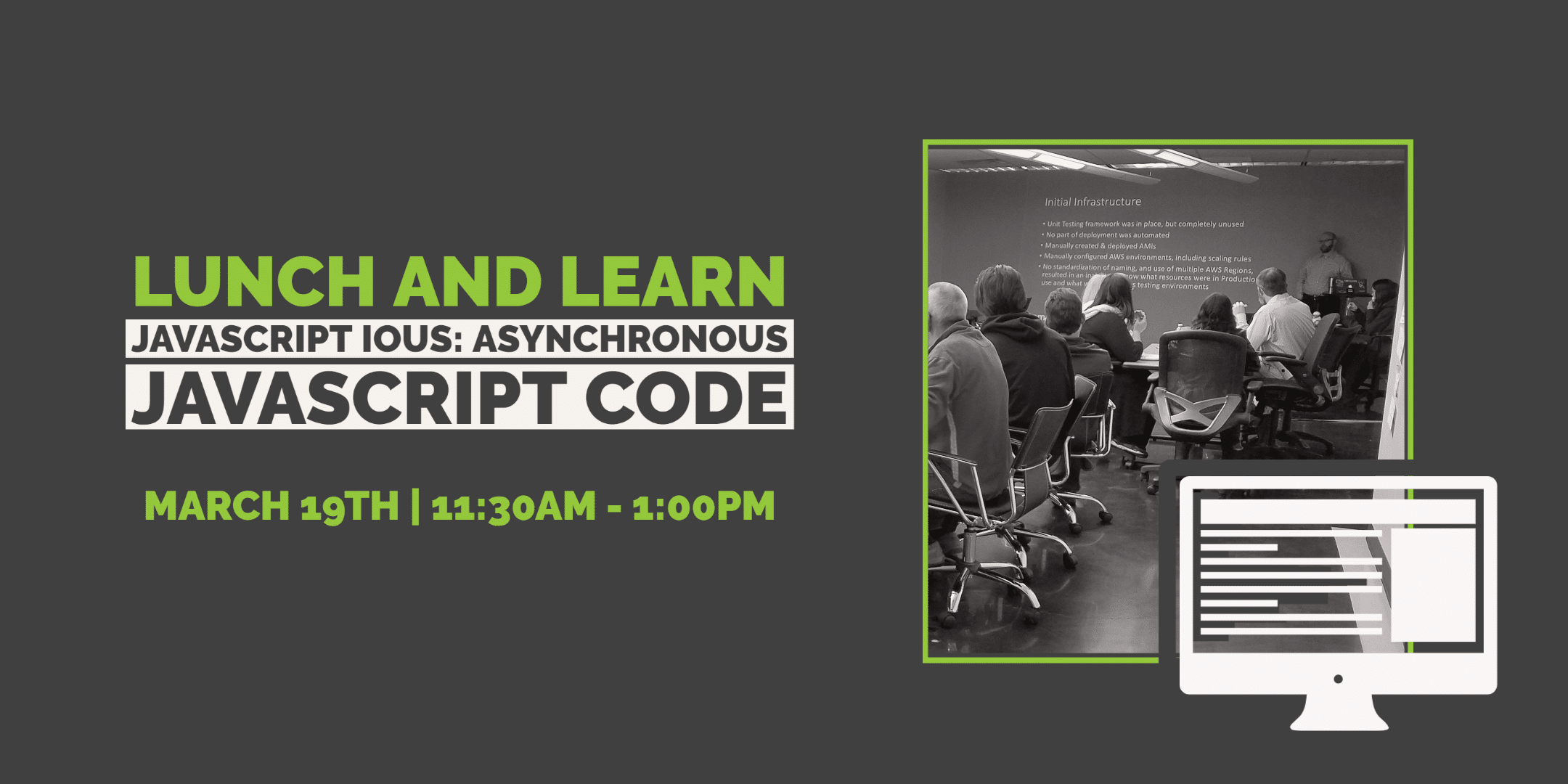 Lunch And Learn Javascript