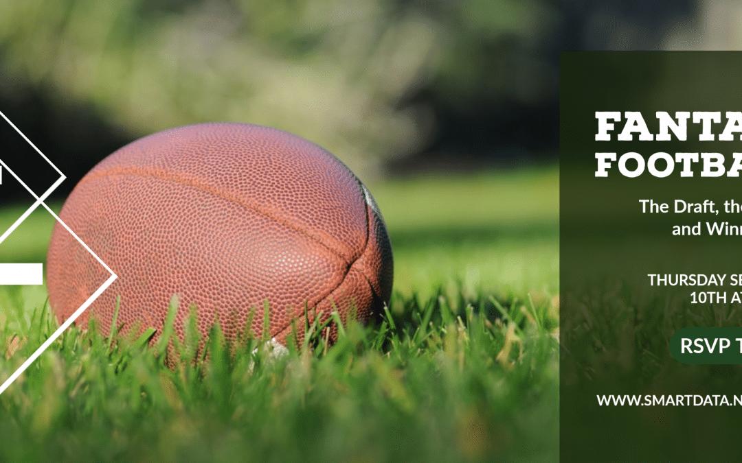 Fantasy Football: The Draft, the Season, and Winning It All