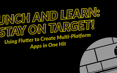 Stay on Target! Using Flutter to Create Multi-Platform Apps in One Hit