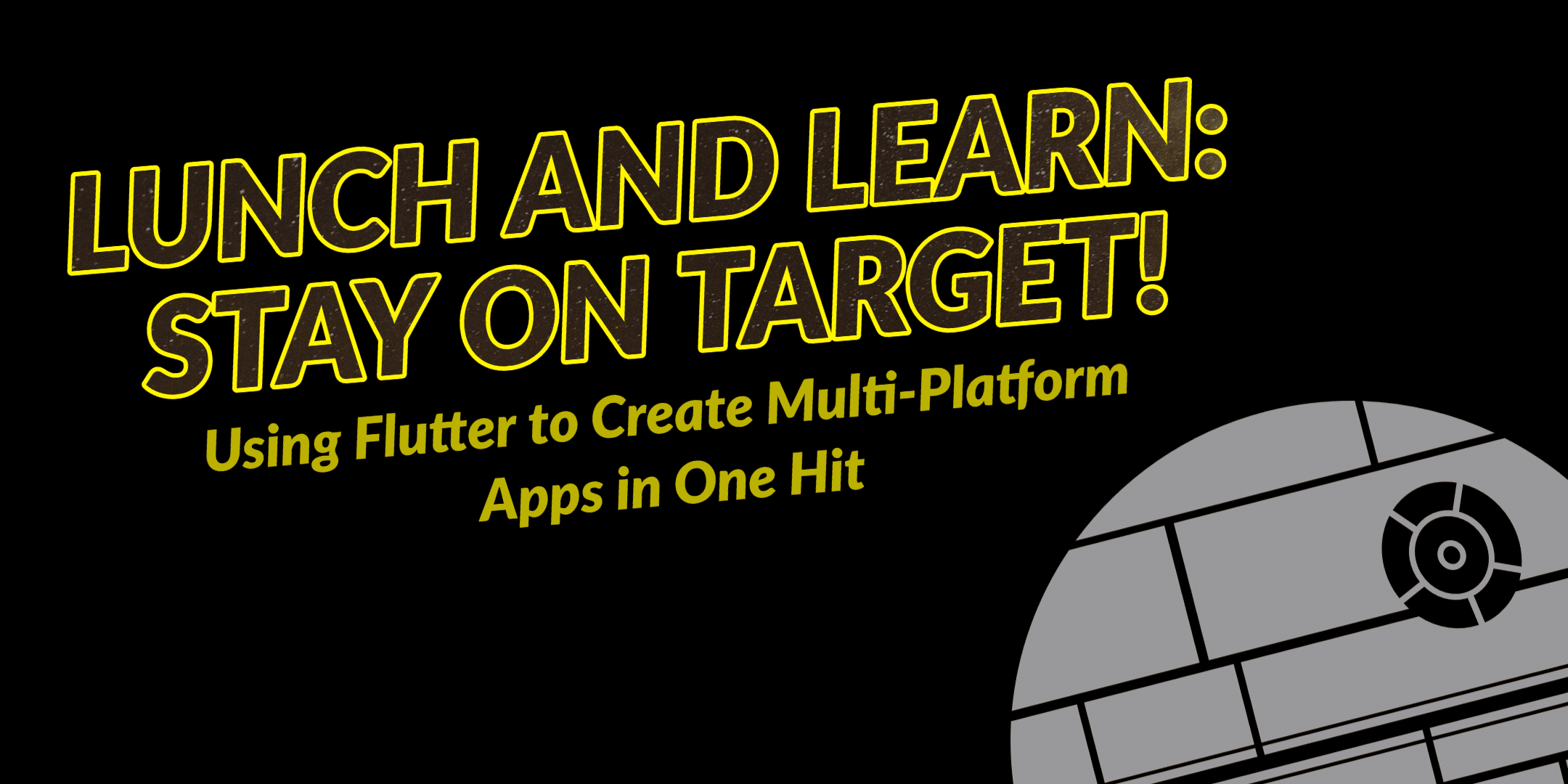 Flutter Lunch and Learn Post