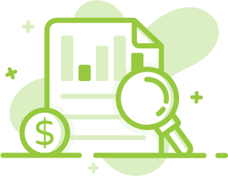 Salesforce Reports and Dashboards Graphic