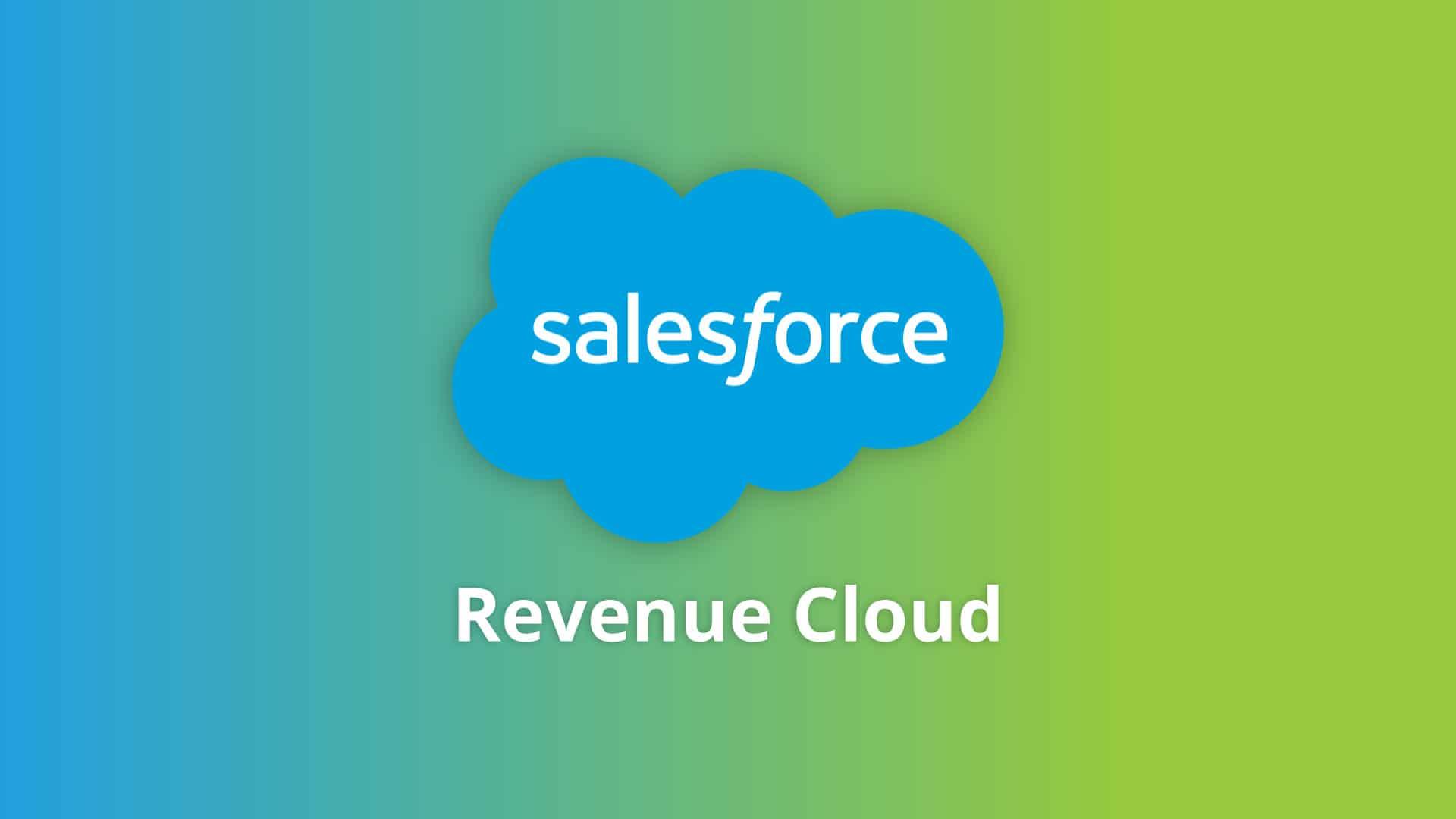 Salesforce Revenue Cloud Graphics