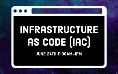 Infrastructure as Code (IaC)